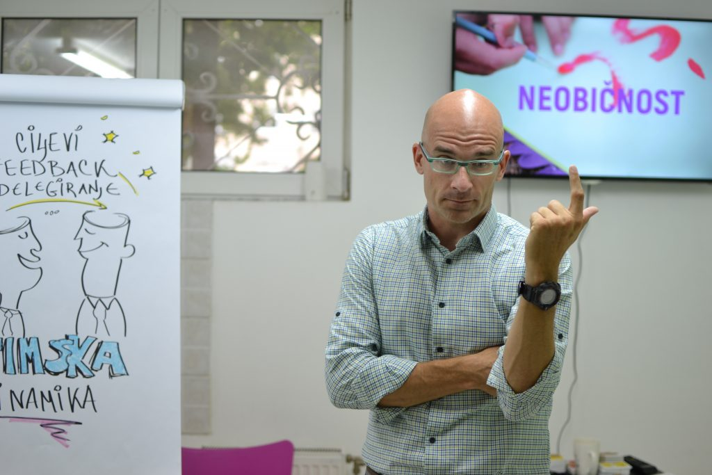 Josip Bošnjaković - BRIDGE Communications